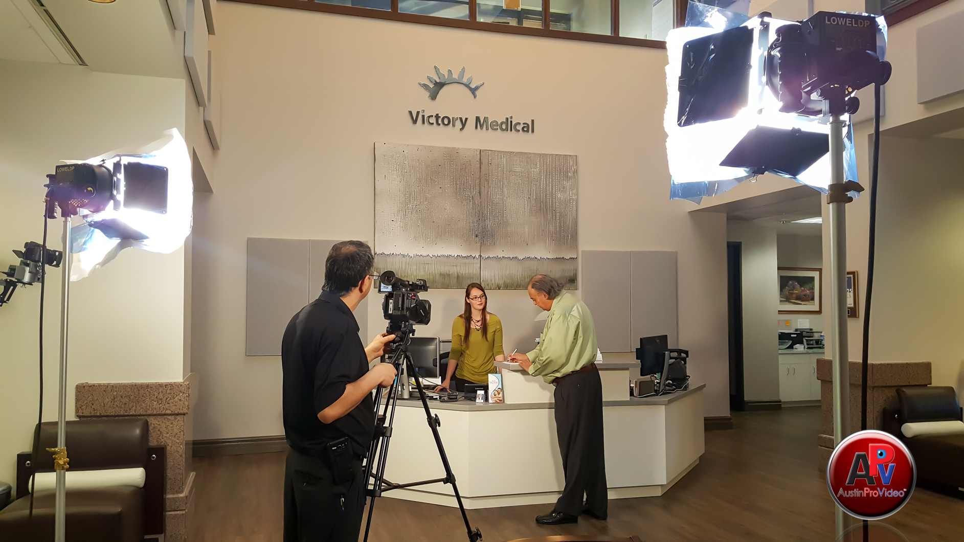 Medical Videographer - Austin Videographers - Austin Pro Video -
